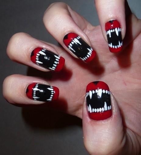 8 tutoriels ongles pour Halloween
