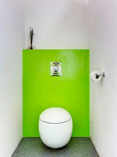 10 id es d co pour faire des toilettes une pi ce super for Peinture pour wc