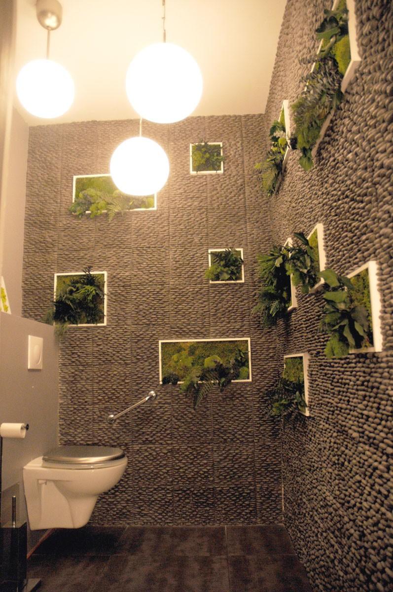 10 idées déco pour faire des toilettes une pièce super stylée - Astuces de filles