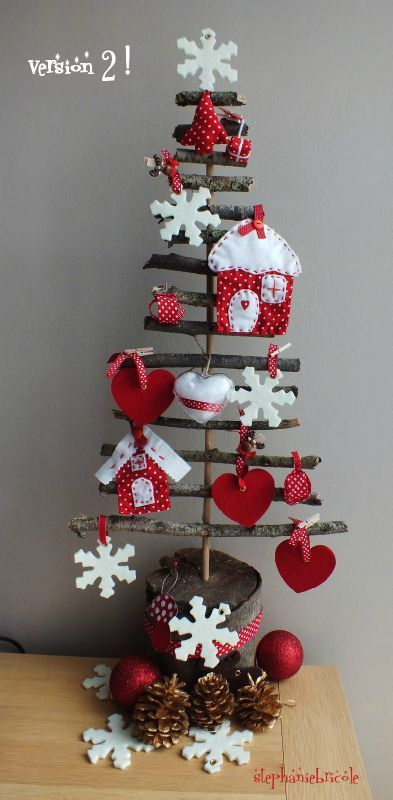 10 décorations de Noël à faire soimême – Do It Yourself – Astuces de filles