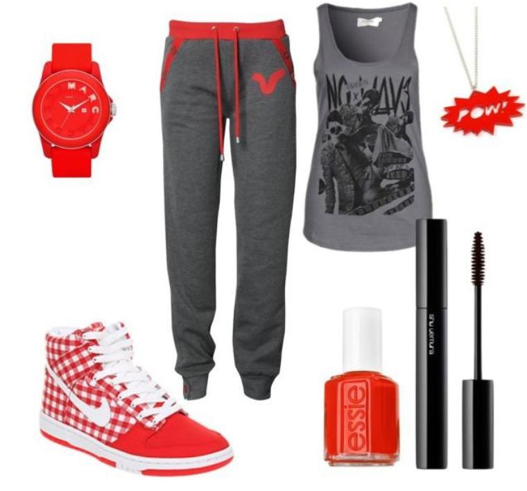 10 tenues girly pour faire du sport astuces de filles. Black Bedroom Furniture Sets. Home Design Ideas