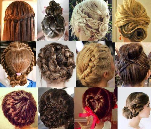 100 tutoriaux de coiffures faciles à faire soit même | astuces de