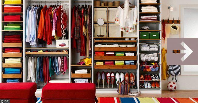10 tops astuces rangement pour une maison parfaite astuces de filles. Black Bedroom Furniture Sets. Home Design Ideas