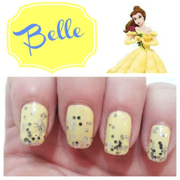 Nail La Belle: 9 Idées Nail Art Inspirées Des Princesses Disney