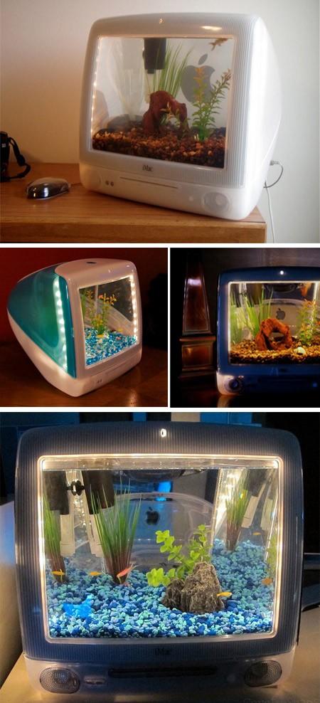 12 aquariums incroyables avoir chez soi astuces de filles. Black Bedroom Furniture Sets. Home Design Ideas