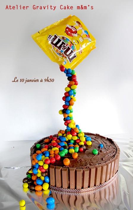 Les 10 g teaux les plus impressionnants du monde astuces for M m cake decoration
