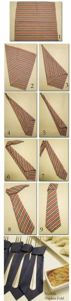 13 Pliage serviette