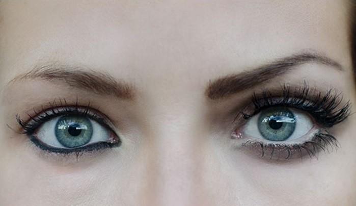 2 Astuce pour faire paraître yeux plus grand