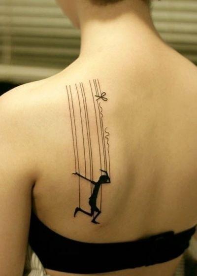 3 idée tatouage original