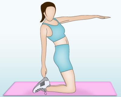 6 exercices pour le ventre plat dont vous r vez astuces de filles. Black Bedroom Furniture Sets. Home Design Ideas