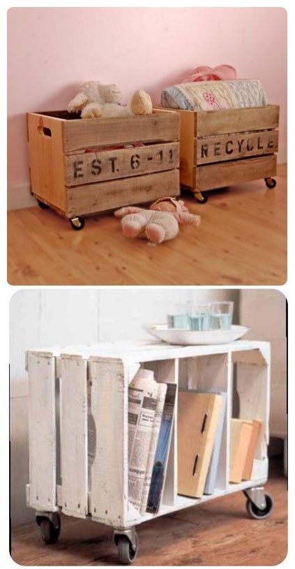 10 id es d cos canons de recyclage d objet astuces de filles. Black Bedroom Furniture Sets. Home Design Ideas