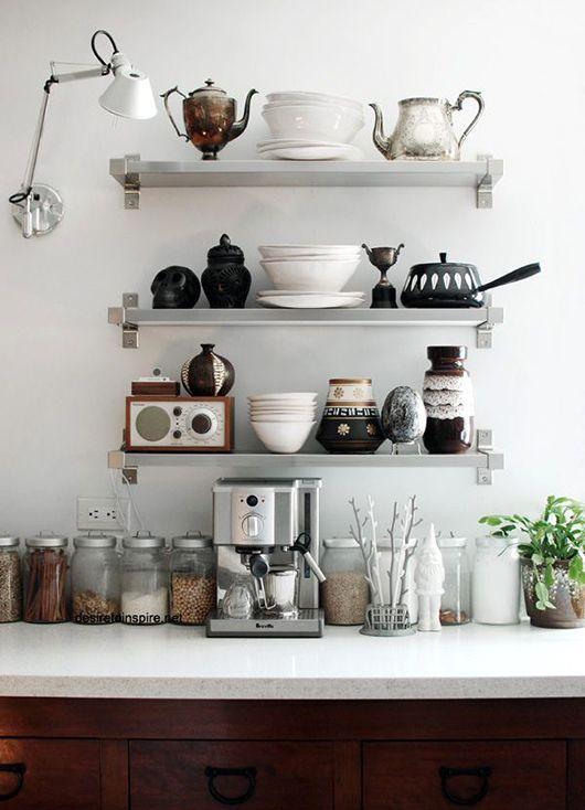 9 id es rangement et d co g niales pour votre cuisine astuces de filles - Idee de rangement cuisine ...