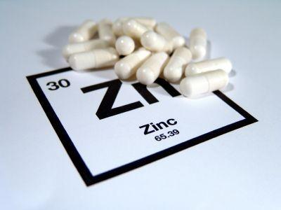 zinc-acne