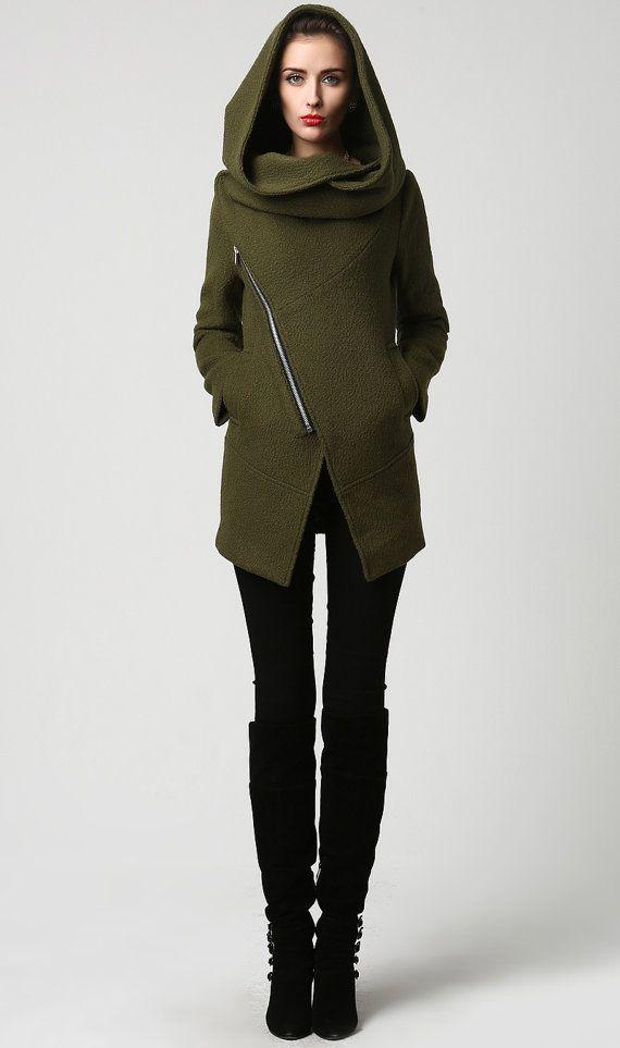 7 id es de manteaux originaux astuces de filles