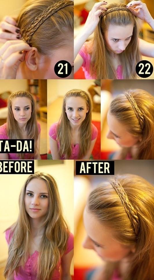 3 coiffure sirène