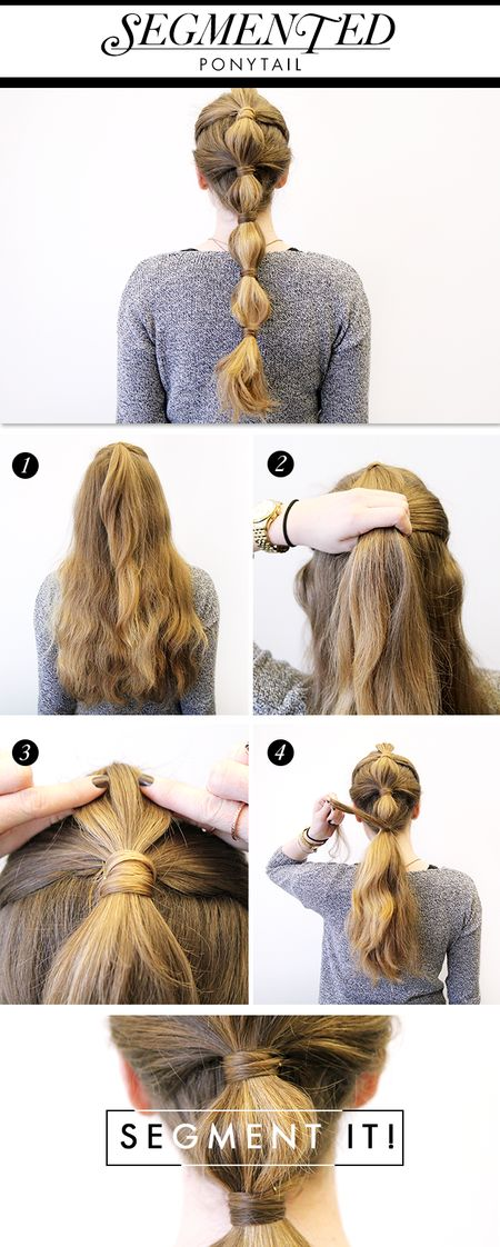 4 coiffure sirène