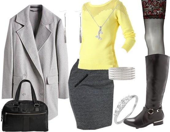 6 tenues pour aller travailler avec des bottes astuces de filles. Black Bedroom Furniture Sets. Home Design Ideas