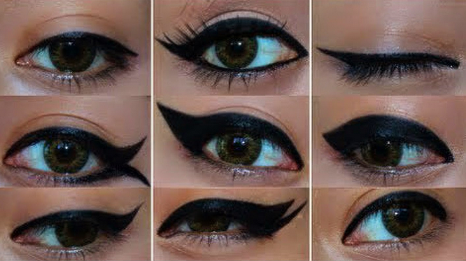 9 fa ons de poser son eyeliner pour un r sultat parfait astuces de filles. Black Bedroom Furniture Sets. Home Design Ideas