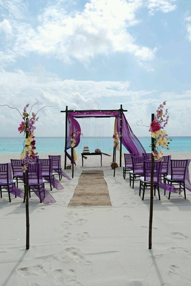 ... jolies décoration pour un mariage en plein air – Astuces de filles