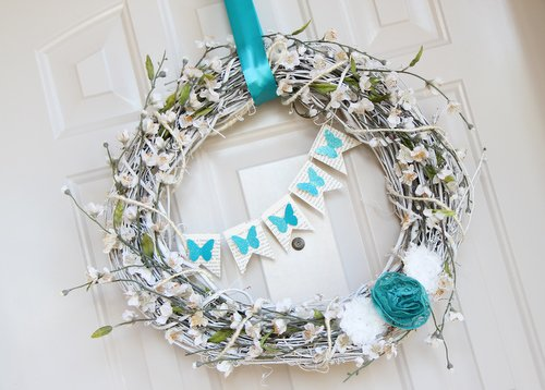 Beautiful-Spring-Wreath