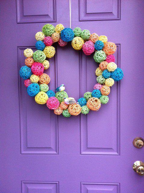 Colorful-Wreath