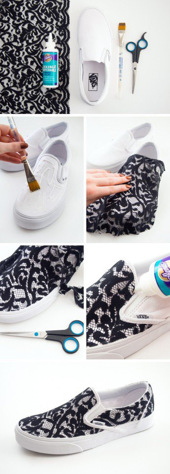 Lace-Slip-Sneakers