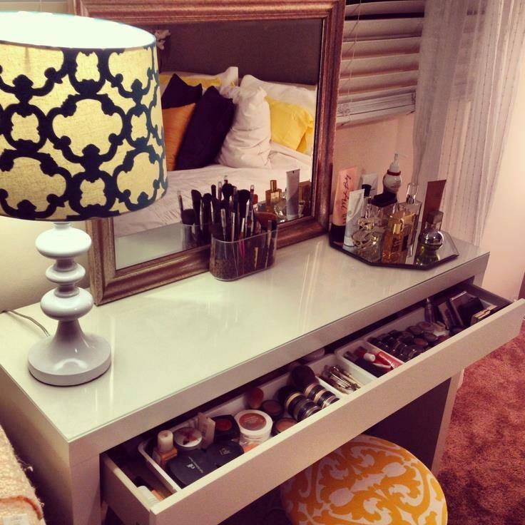 12 Coiffeuses Pour Votre Chambre Coucher Astuces De Filles