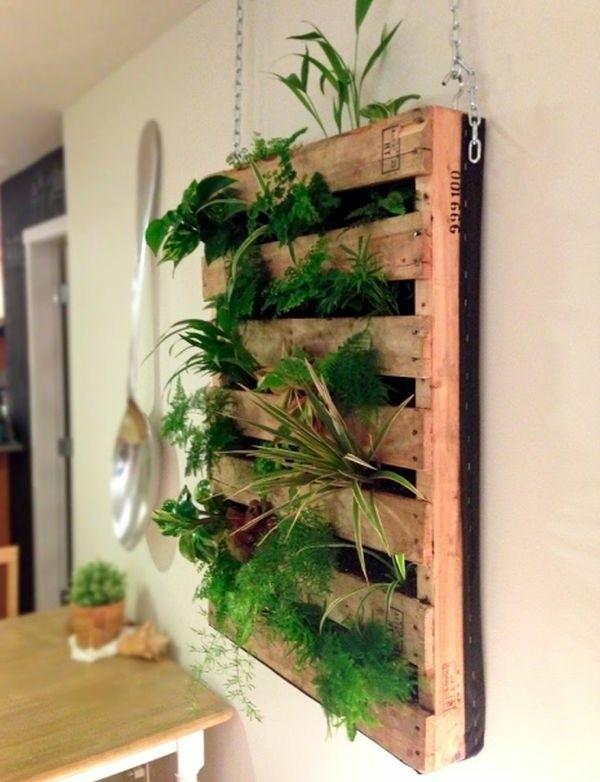 Deco page 2 astuces de filles for Mur vegetal interieur maison