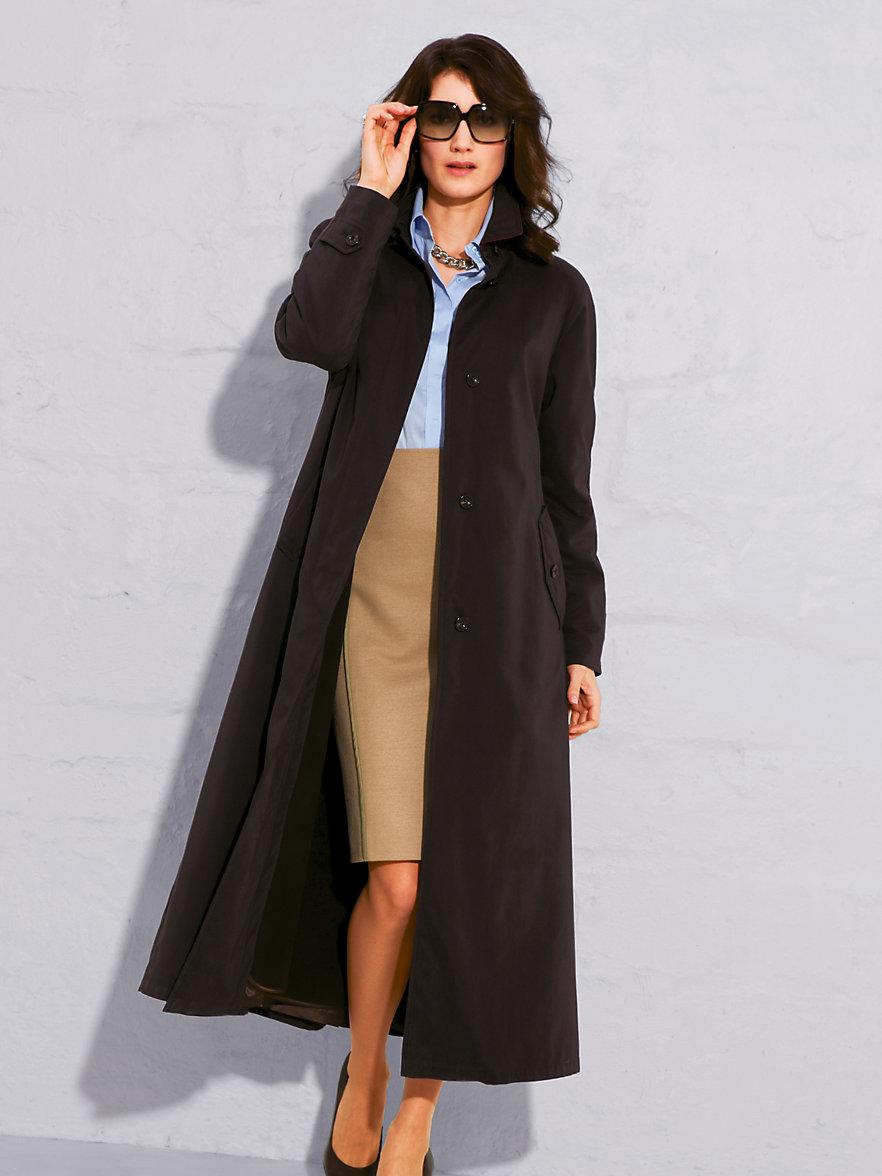 8 Tenues Pour Tre Glamour Avec Un Manteau Long Astuces De Filles