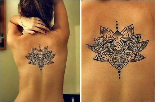 Fleur Signification Tatouage Kolorisse Developpement