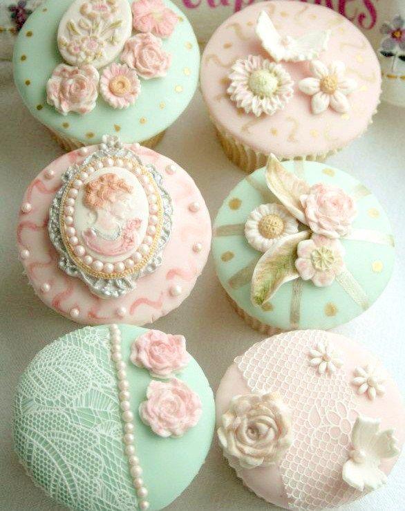 cupcakes 10 id es originales pour une pi ce mont e styl e astuces de filles page 2. Black Bedroom Furniture Sets. Home Design Ideas
