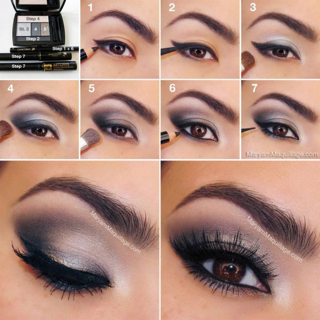 Ordinary Tuto Maquillage De Soiree 13 Publicité