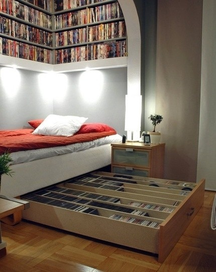 25 astucieuses techniques pour embellir votre lit - Astuce pour rehausser un lit ...