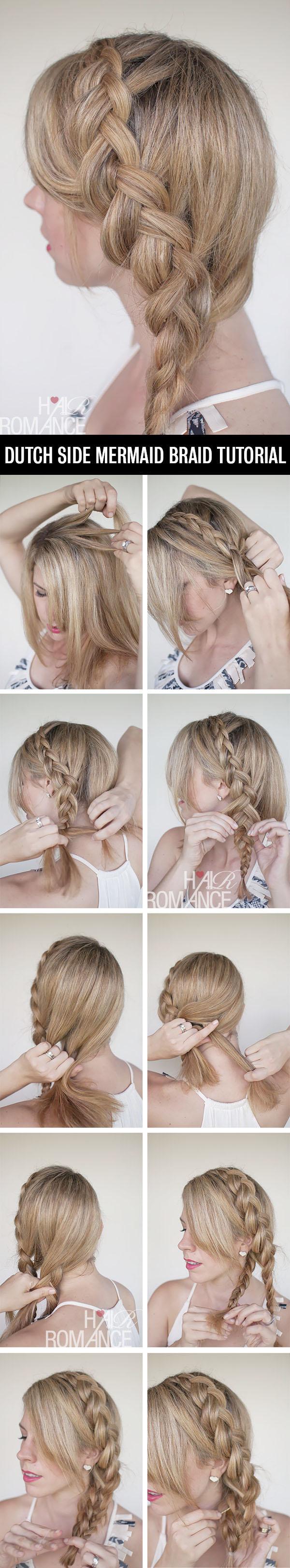 Hair-Romance-a-Dutch-mermaid-side-braid-hairstyle-tutorial