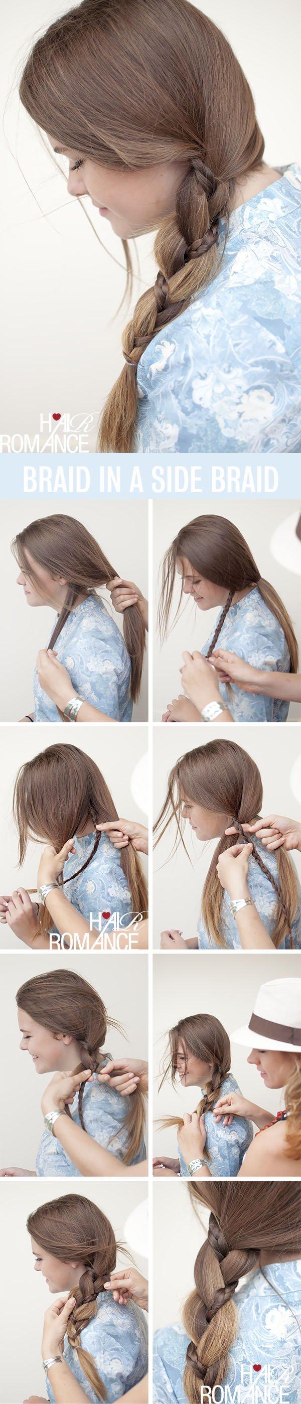 Hair-Romance-hairstyle-tutorial-braid-in-a-side-braid