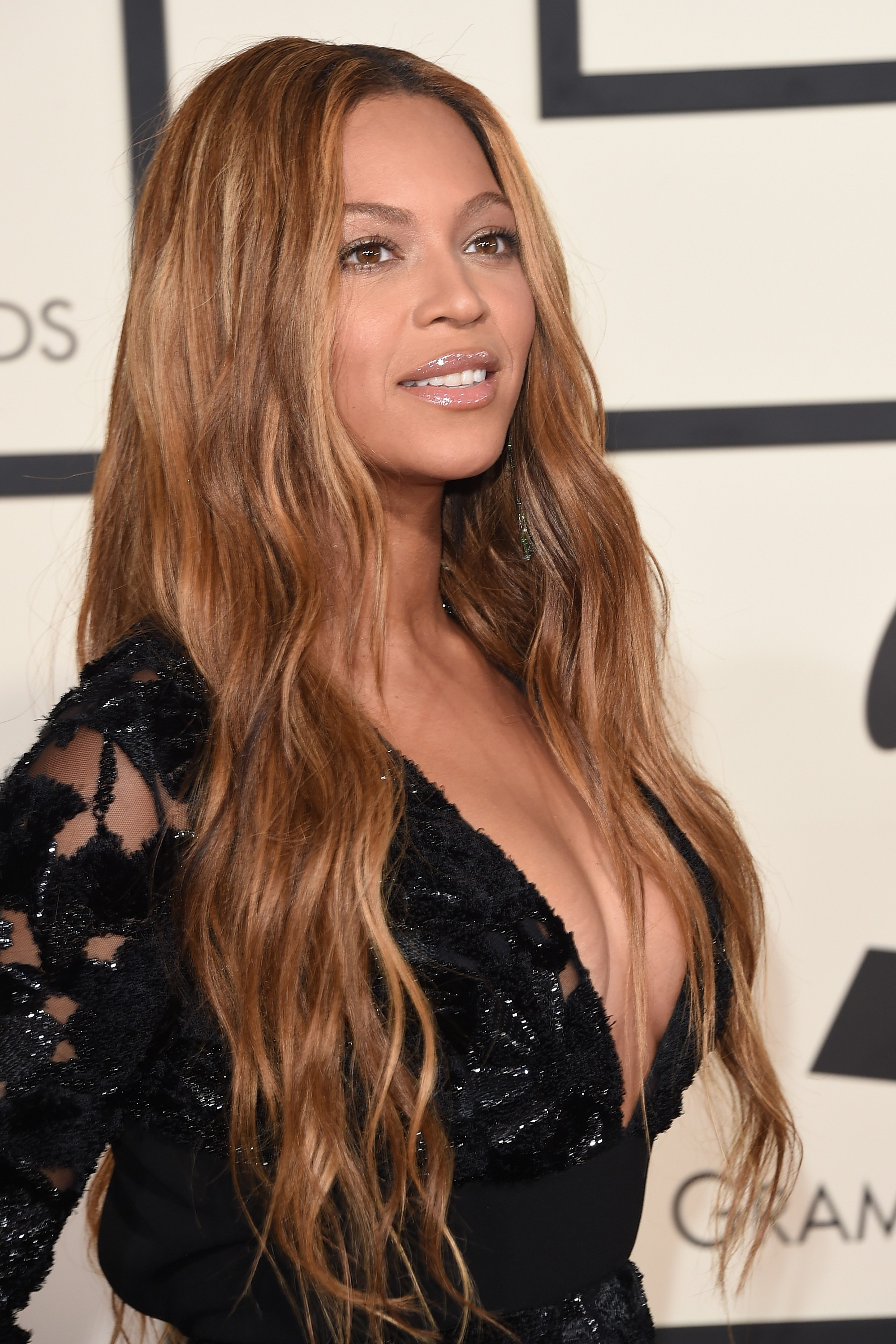 los angeles ca february 08 singer beyonce attends the 57th annual grammy awards - Bronde Coloration