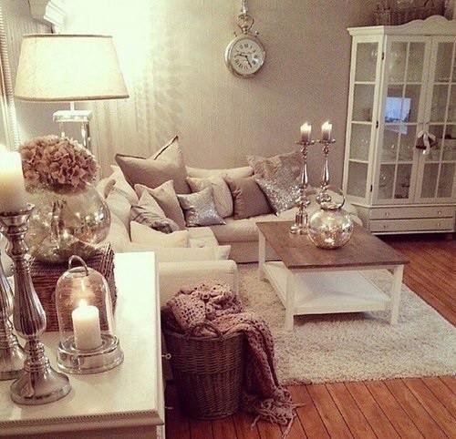 15 Beautiful Living Room Lighting Ideas: Les 50 Plus Belles Décoration D'intérieurs