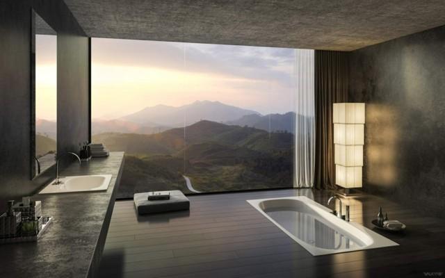 salle de bain chic et moderne les plus belles salles de bain astuces filles - Belle Salle De Bain Moderne