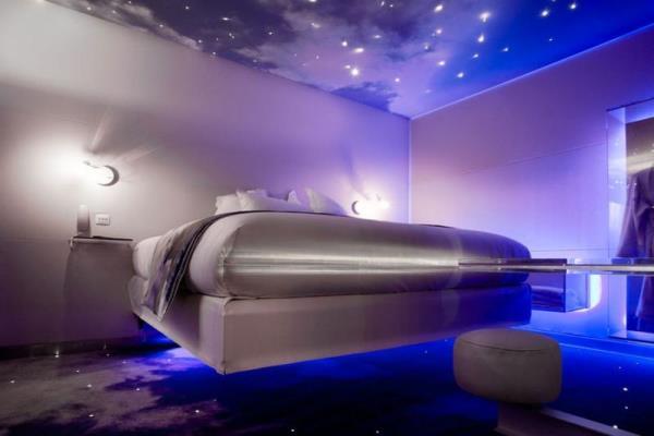 led verlichting slaapkamer interieur meubilair ideeà n