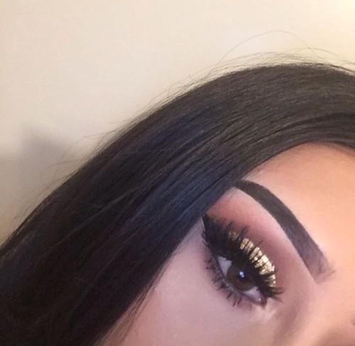 maquillage-brune-soiree