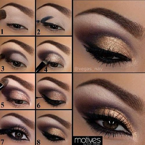 tuto-makeup-de-soiree