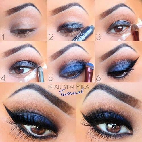 Favori Les 10 meilleurs tutoriels maquillage | Astuces de filles HK86