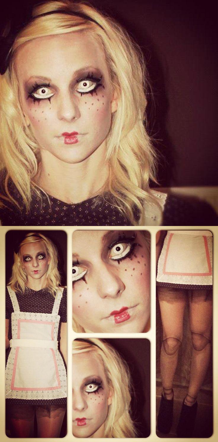 poupée zombie