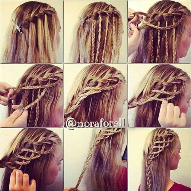 Jeune 100 tutos coiffures faciles à faire – Astuces de filles IH-43
