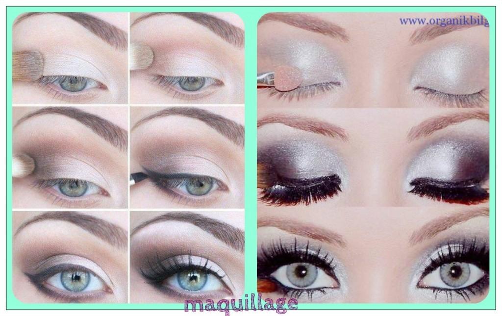 Extrêmement 5 tops tutos maquillage pour le Nouvel An | Astuces de filles | Page 2 KG17