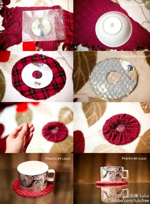 Assez Déco DIY : 10 incroyables idées pour recycler vos CDs | Astuces de  UK59