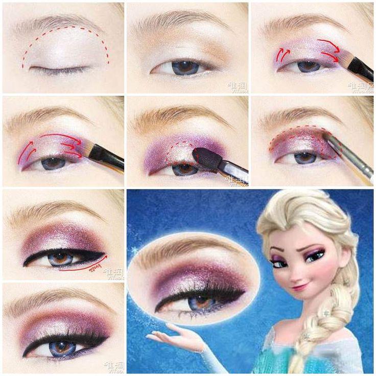 Top 10 tutoriels smoky eyes magnifiques | Astuces de filles | Page 10 TU09