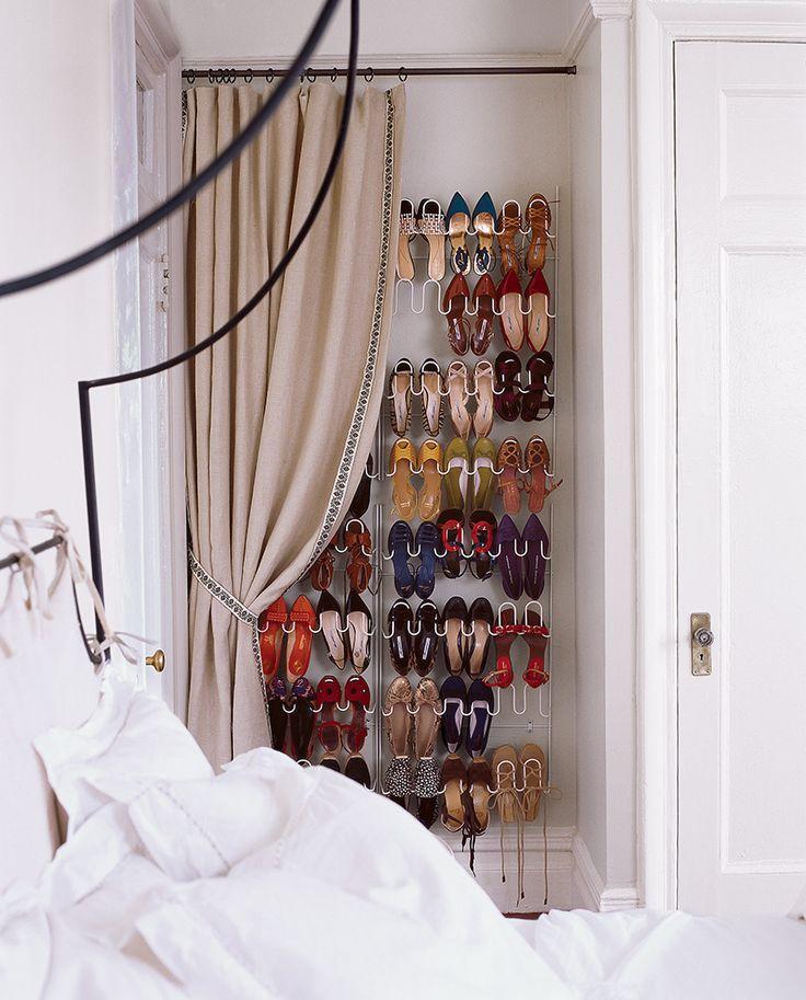 11 Idées De Rangement Chaussure Géniales | Astuces De Filles