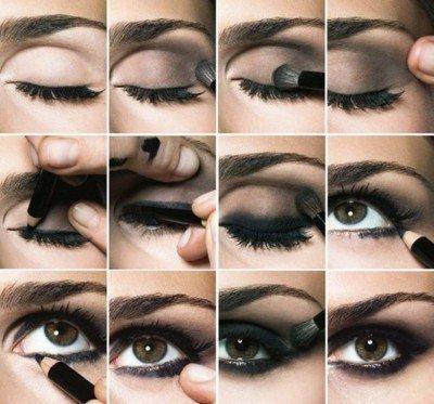 L\u0027indémodable en matière de maquillage reste le smoky eye. Voici une  technique simple pour le faire vous même.