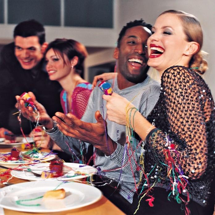 5 id es de repas cools pour un nouvel an entre amis for Repas du soir entre amis facile